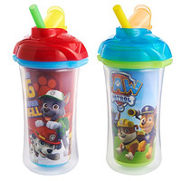 Munchkin Paw Patrol Click Lock Insulated Straw Cup,2 Pack