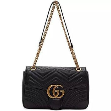 Gucci.women's Gg Marmont Medium Inclined Shoulder Bag #35431 - Best Deal Online