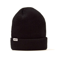 Fisherman 14 Beanie Black