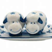 Unique Salt and Pepper Shakers Happy Sheep