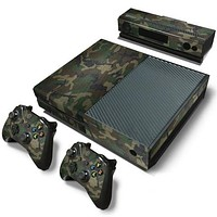 Camo Skin - Xbox One Protector