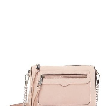 Rebecca Minkoff | Avery Nubuck Leather Crossbody Bag | Nordstrom Rack