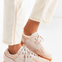 Reebok Workout Lo Plus Golden Sneaker | Urban Outfitters