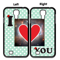 I Love You Couple Samsung Galaxy S3 S4 S5 (Mini) S6 S6 Edge,Note 2 3 4, HTC One S X M7 M8 M9 Couple Cases