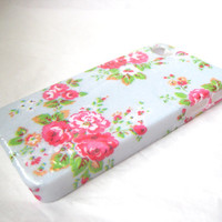 Cath Kidston Sweet Flower Garden iPhone 3, 4/4S, 5/5S, 5C, or iPod Touch Case