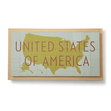 United States of America Block Set | United States of America Block Set