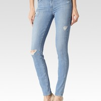 Jimmy Jimmy Crop - Annora Destructed