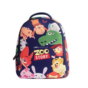 2017 Cartoon Zootopia Kids Backpacks Baby Mini Schoolbag Kindergarten Backpack Cute Children School Bags for Girls Boys Gift