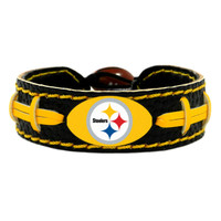 Pittsburgh Steelers Official NFL Bracelets - Choose Your Style