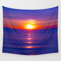 Forever Lost Wall Tapestry by Faded  Photos