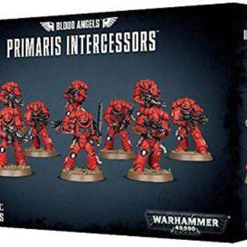 Blood Angels Primaris Intercessors Warhammer 40k Games Workshop