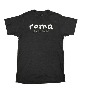 Roma For You. For All. T-Shirt by Roma Boots