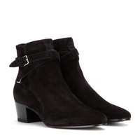 Blake suede ankle boots
