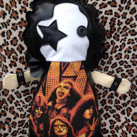 Paul Stanley inspired - My T-Shirt Buddy Doll
