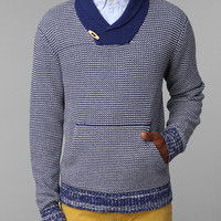 Urban Outfitters - CPO Pattern Shawl Pullover Sweater