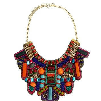 ASOS Rio Bib Necklace