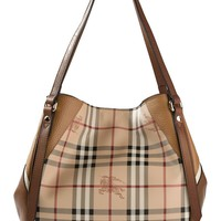 Burberry London 'House check' tote bag