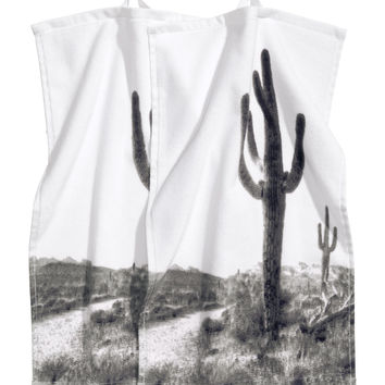 H&M - 2-pack Guest Towels - White