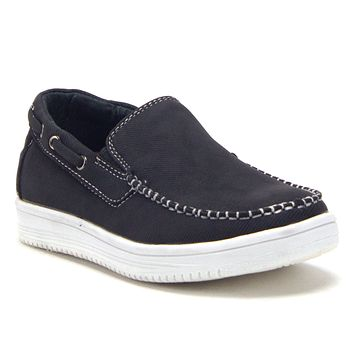Little Kids Boys Youth Casual Distressed Sneakers Chukka School Shoes