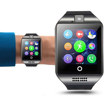 Q18 Smart Wrist Watch Bluetooth