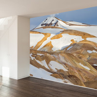 Paul Moore's Kerlingarfjoll, Iceland Mural wall decal
