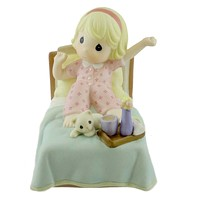 Precious Moments SING FOR JOY w/ EACH NEW DAY Porcelain Collectors 2009 CC990001