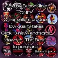 Set of 25 Insane Clown Posse 1.25 Buttons