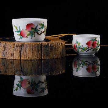 Hand Painted China Tea Cup, Birthday Tea Cup GIft