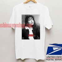 Selena Quintanilla Singer T shirt Unisex adult mens t shirt and women t shrt