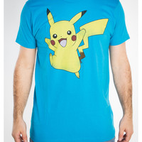 Pokemon Pikachu Jumping Tee