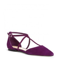 Sole Society Chandler T-Strap Flat