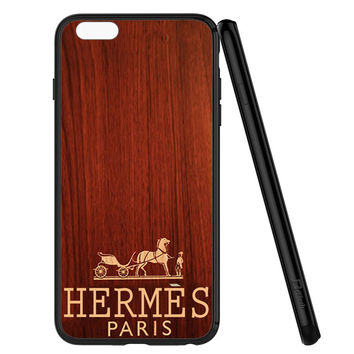 Hermes Wood iPhone 6 | 6S Case Planetscase.com