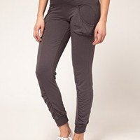 ASOS Maternity Exclusive Seamed Track Pant at asos.com