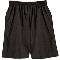 Anvil 122 Cotton Deluxe Shorts with Pockets