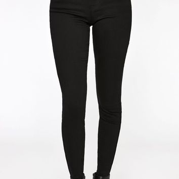 PacSun Lisha Black High Rise Skinniest Jeans at PacSun.com