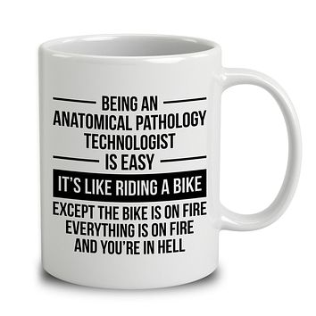 Being An Anatomical Pathology Technologist