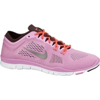 Nike Women's Free 5.0 TR FIT 4 Training Shoe - Lt Magenta/Grey/Burgundy | DICK'S Sporting Goods