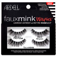Ardell Lashes - Faux Mink Demi Wispies 2 pack