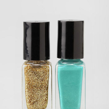 The New Black Twins Nail Polish - Set of 2