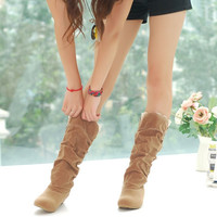 Lily Knee High Boots