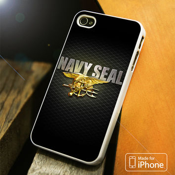 Navy SEAL Log iPhone 4S 5S 5C SE 6S Plus Case