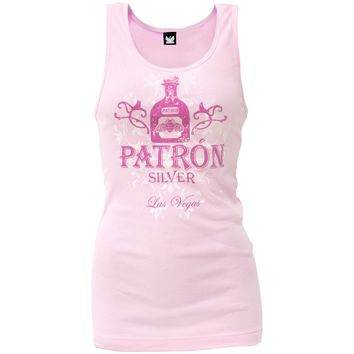 Patron - Bottled Up Juniors Tank Top