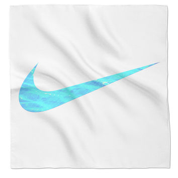 Nike Blue Wave Bandana