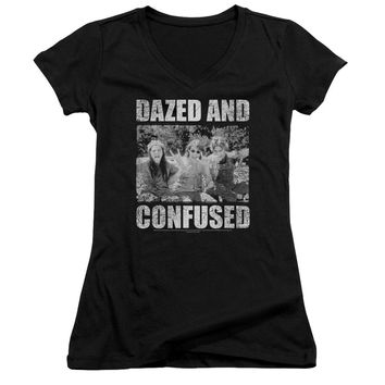 Dazed And Confused - Rock On Junior V Neck