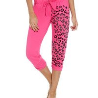 Rhinestone Animal Athletic Pant | Shop Just Arrived at Wet Seal