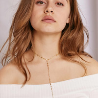 Marlena Lariat Necklace | Urban Outfitters