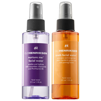 Sephora: Ole Henriksen : Truth™ and Nurture Me™ Facial Water Duo : skin-care-sets-travel-value