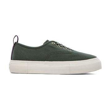 Eytys Mother Canvas in Green