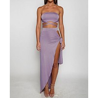 THE TIA TWO-PIECE DRESS
