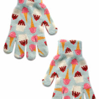 Ice Cream Gloves